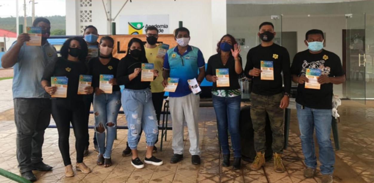 Assistência Social realizou Campanha Nacional de Combate ao Abuso e Exploração Sexual Contra Crianças e Adolescentes.